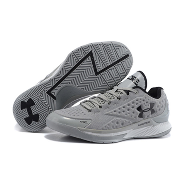 Under Armour Stephen Curry 1 Shoes Gray