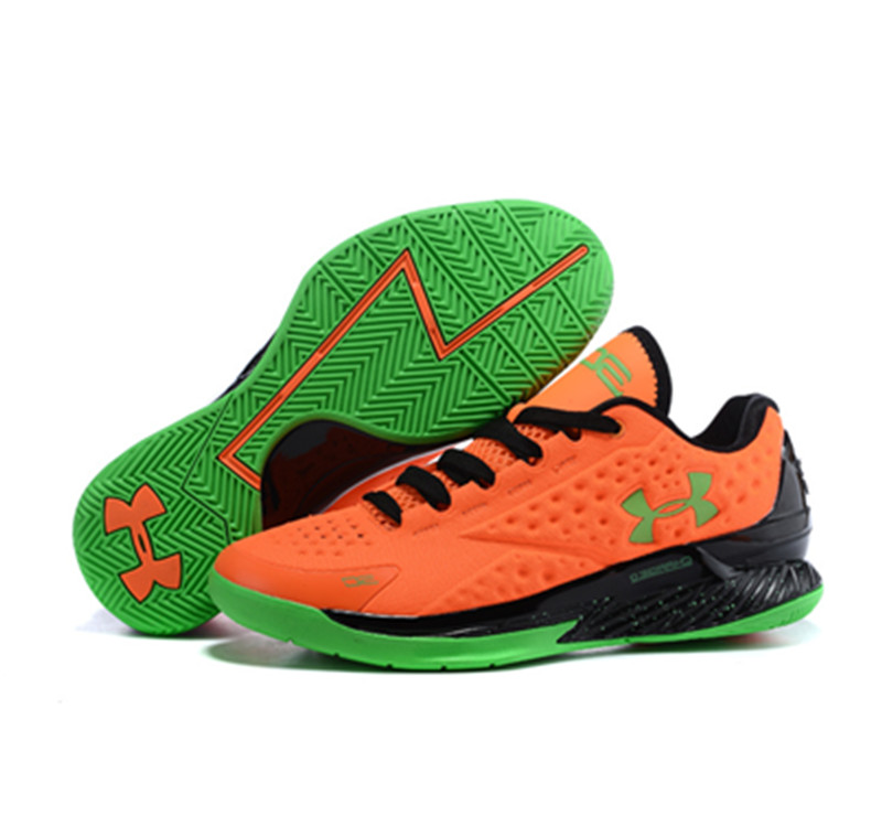 Under Armour ClutchFit Drive Low Stephen Curry Shoes Red Black