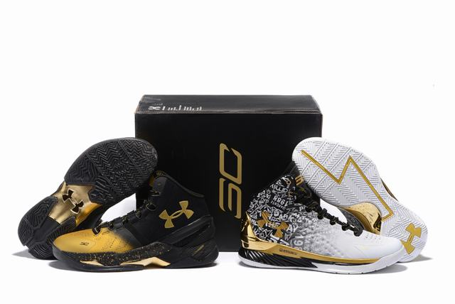 Under Armour Stephen Curry Two mvp two-in-one