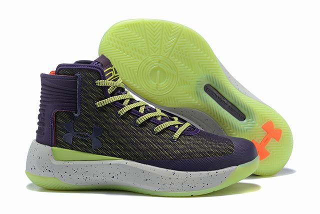 Curry 3.5 Shoes Noble Purple