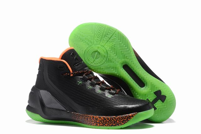 Curry 3 Shoes Halloween