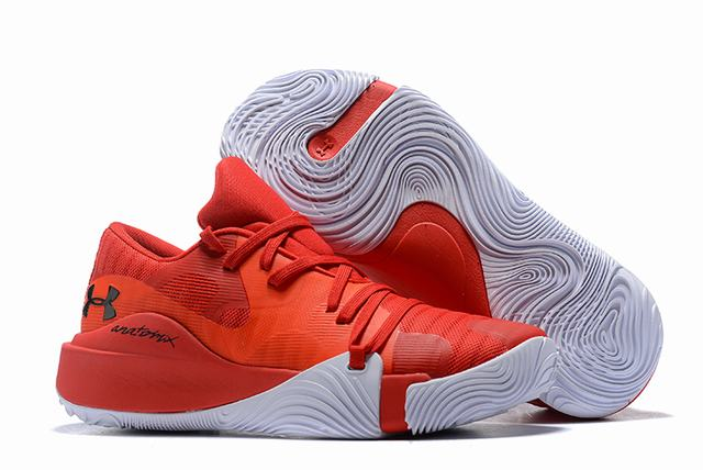 Curry 5 Shoes Chinese Red