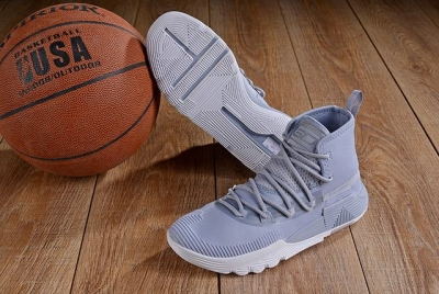 Curry 3 Shoes Grey