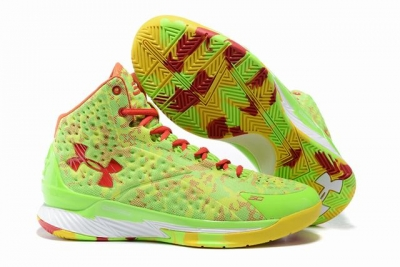 Curry 1 Shoes Candy Color