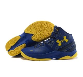 Under Armour Stephen Curry 2 Shoes Blue