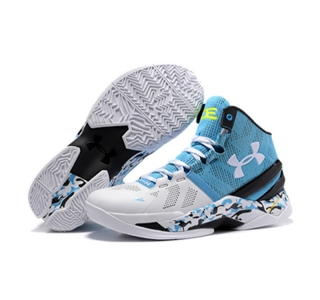 Under Armour Stephen Curry 2 Shoes Blue White