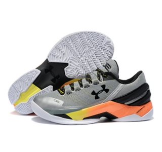 Under Armour Stephen Curry 2 Low gray black