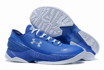 Curry 2 Shoes Low Royal Blue
